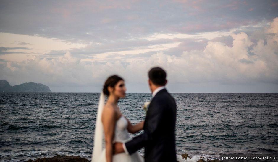 La boda de José y Gracia en Santa Margalida, Islas Baleares
