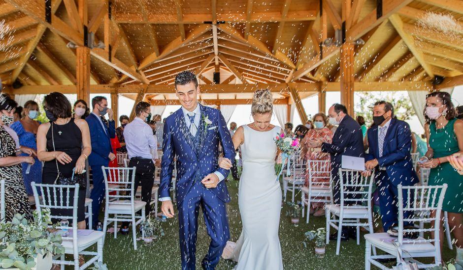 La boda de Alex y Silvia en Jumilla, Murcia