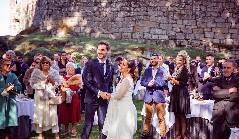 La boda de David y Ele en Pontevedra, Pontevedra