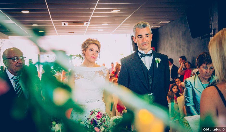 La boda de Jaime y Maria José en Castelló/castellón De La Plana, Castellón