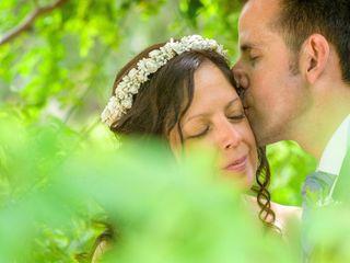 La boda de Silvia y César
