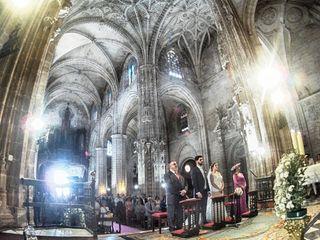 La boda de Gloria y Samuel 1
