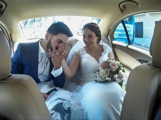 La boda de Gloria y Samuel 3