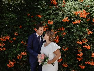 La boda de Elisa y Juan Miguel