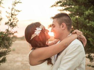 La boda de Yudi y Jordi