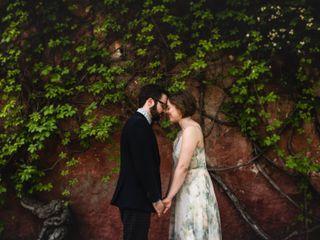 La boda de Sarah y Joan Arnau