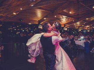 La boda de Loreto y José Ramón