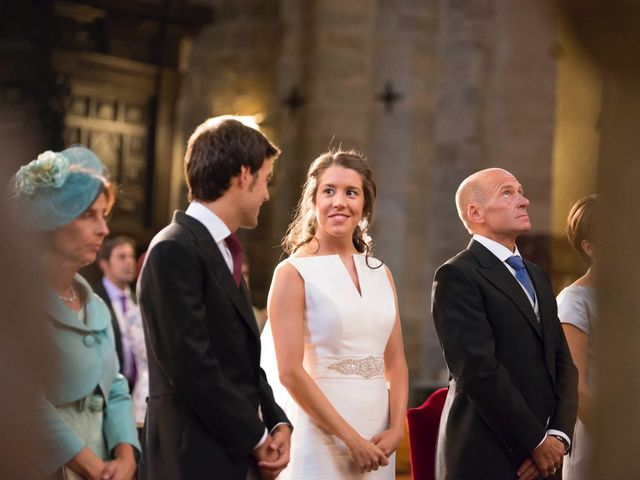 La boda de Luis y Maitane en Otazu, Navarra 22