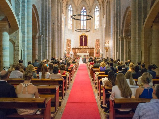 La boda de Luis y Maitane en Otazu, Navarra 26