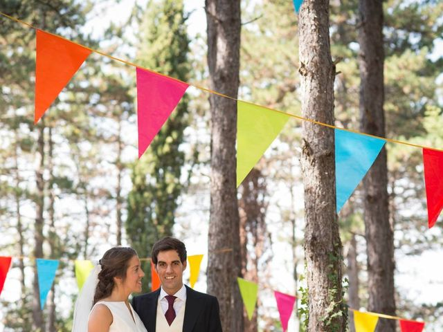 La boda de Luis y Maitane en Otazu, Navarra 33