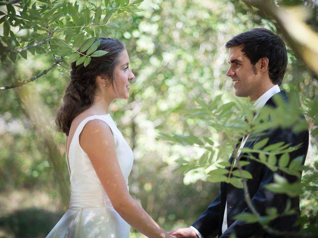 La boda de Luis y Maitane en Otazu, Navarra 2