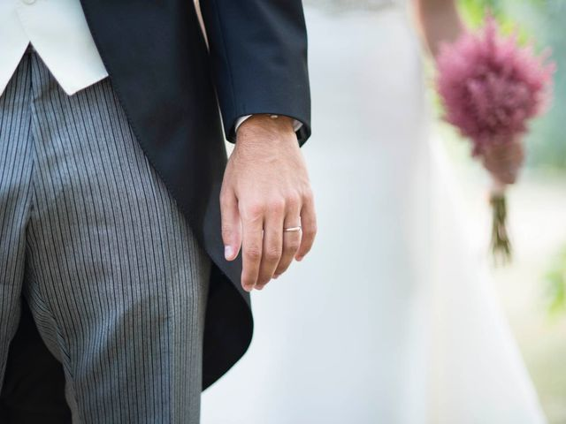 La boda de Luis y Maitane en Otazu, Navarra 41