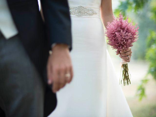 La boda de Luis y Maitane en Otazu, Navarra 42