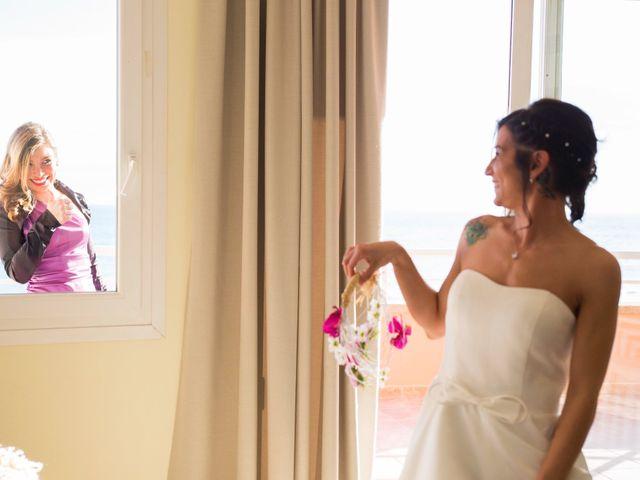 La boda de David y Marina en Sitges, Barcelona 16