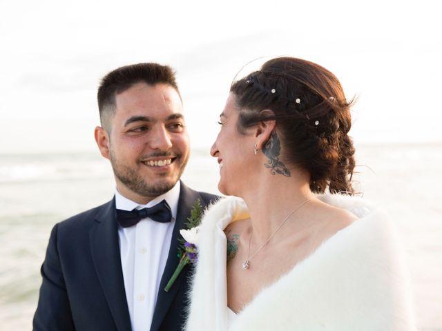 La boda de David y Marina en Sitges, Barcelona 19