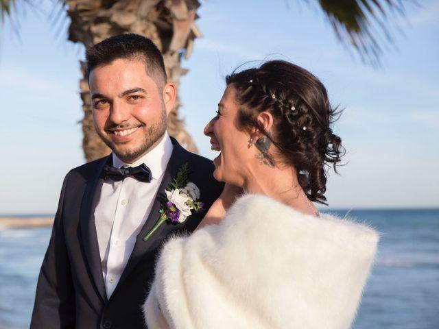 La boda de David y Marina en Sitges, Barcelona 21