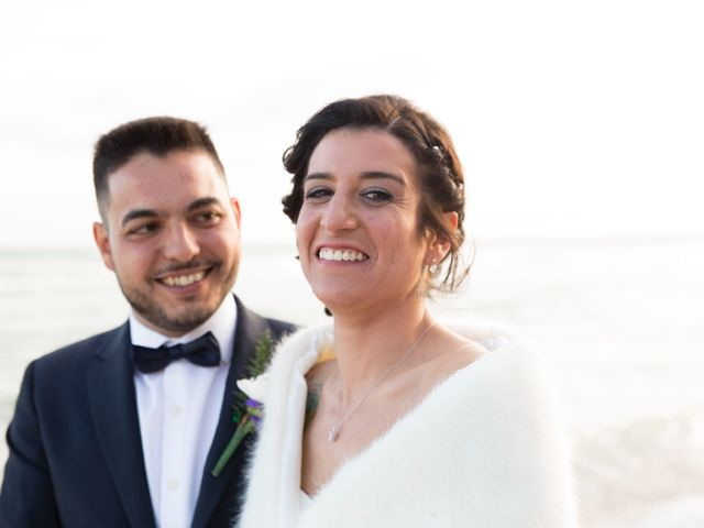 La boda de David y Marina en Sitges, Barcelona 22
