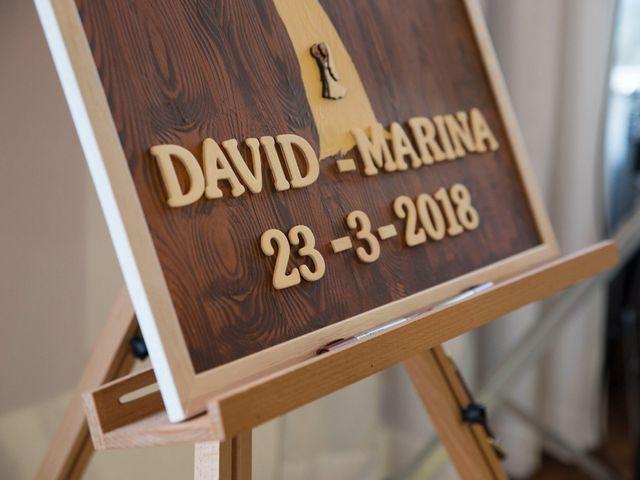 La boda de David y Marina en Sitges, Barcelona 24
