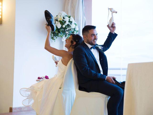 La boda de David y Marina en Sitges, Barcelona 27
