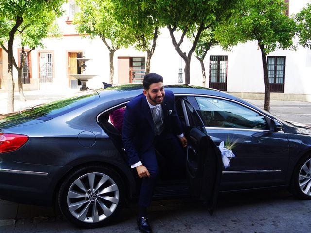 La boda de Samuel y Gloria en Jerez De La Frontera, Cádiz 8