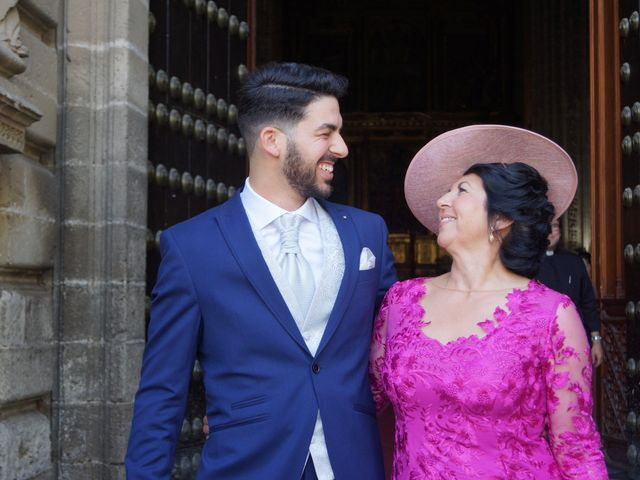 La boda de Samuel y Gloria en Jerez De La Frontera, Cádiz 11