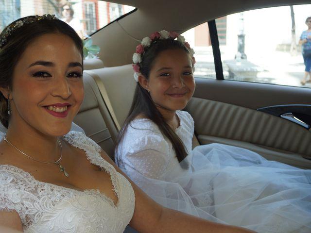 La boda de Samuel y Gloria en Jerez De La Frontera, Cádiz 12