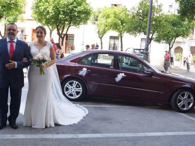 La boda de Samuel y Gloria en Jerez De La Frontera, Cádiz 14