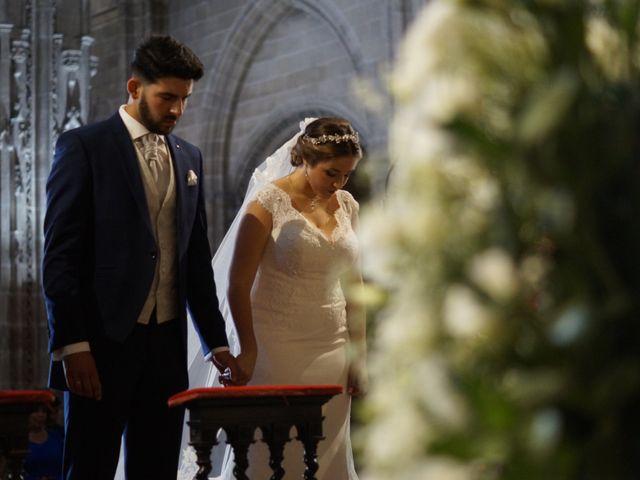 La boda de Samuel y Gloria en Jerez De La Frontera, Cádiz 15