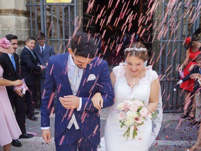 La boda de Samuel y Gloria en Jerez De La Frontera, Cádiz 16