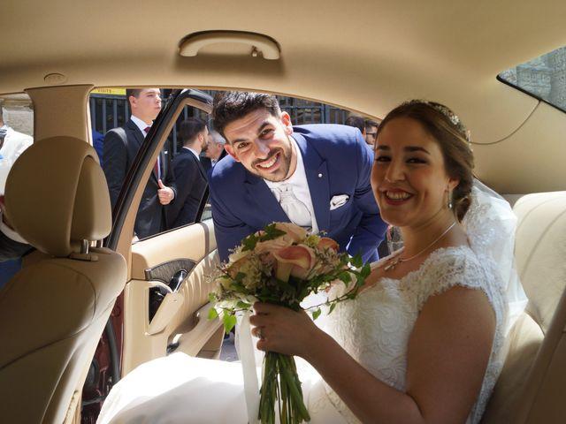 La boda de Samuel y Gloria en Jerez De La Frontera, Cádiz 17