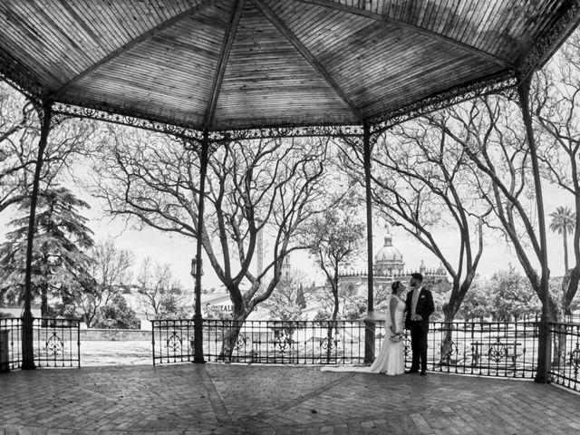 La boda de Samuel y Gloria en Jerez De La Frontera, Cádiz 18