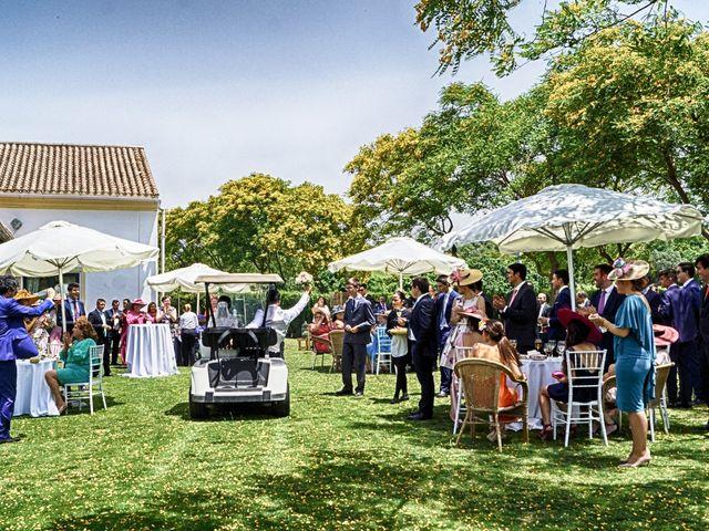 La boda de Samuel y Gloria en Jerez De La Frontera, Cádiz 21