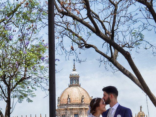 La boda de Samuel y Gloria en Jerez De La Frontera, Cádiz 22