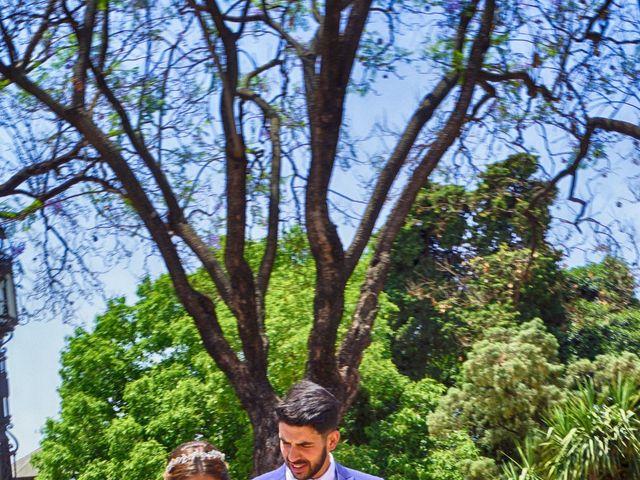 La boda de Samuel y Gloria en Jerez De La Frontera, Cádiz 25