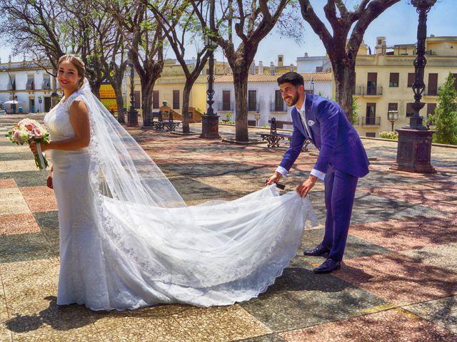 La boda de Samuel y Gloria en Jerez De La Frontera, Cádiz 26
