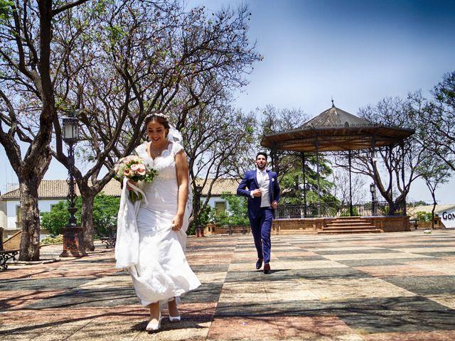 La boda de Samuel y Gloria en Jerez De La Frontera, Cádiz 32
