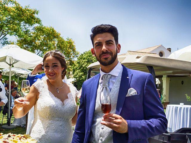 La boda de Samuel y Gloria en Jerez De La Frontera, Cádiz 38