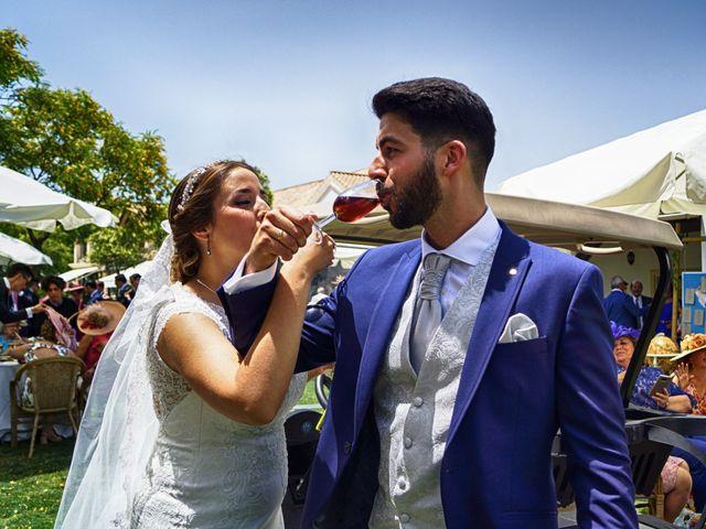 La boda de Samuel y Gloria en Jerez De La Frontera, Cádiz 39