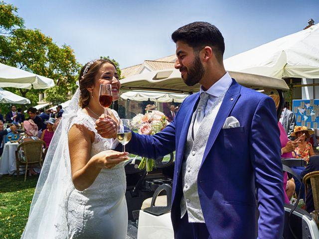La boda de Samuel y Gloria en Jerez De La Frontera, Cádiz 40