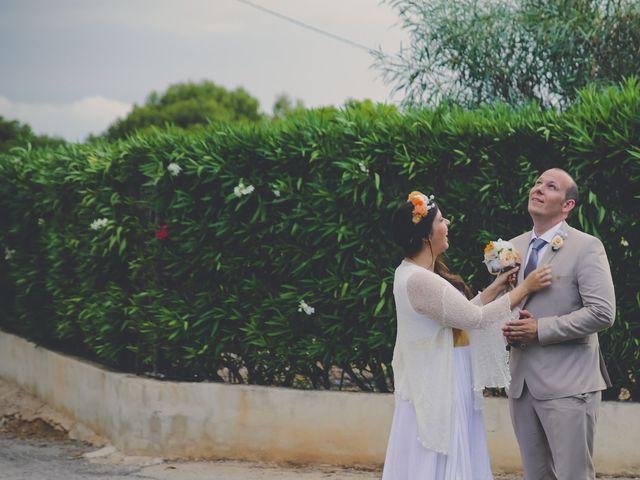 La boda de Almudena y Manuel