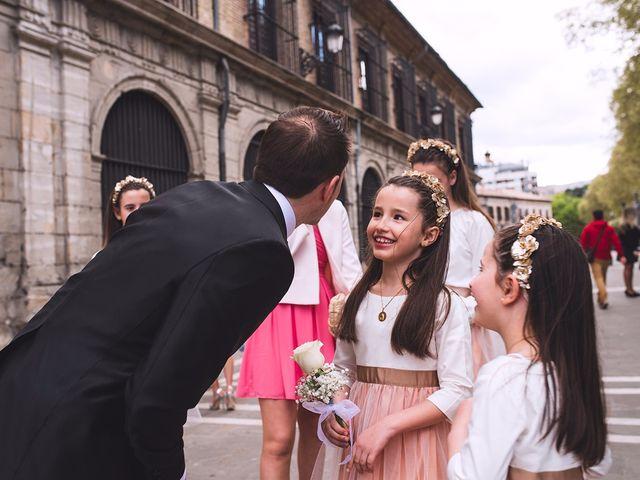 La boda de Santi y MºJose en Pamplona, Navarra 7