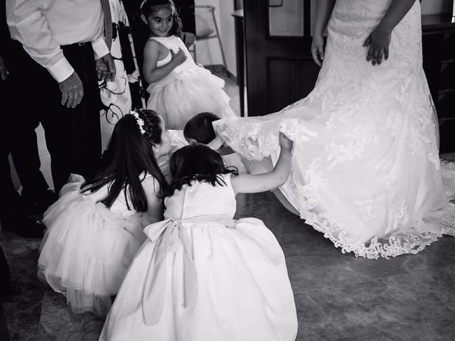 La boda de Lucas y Isabel en Gava, Barcelona 1