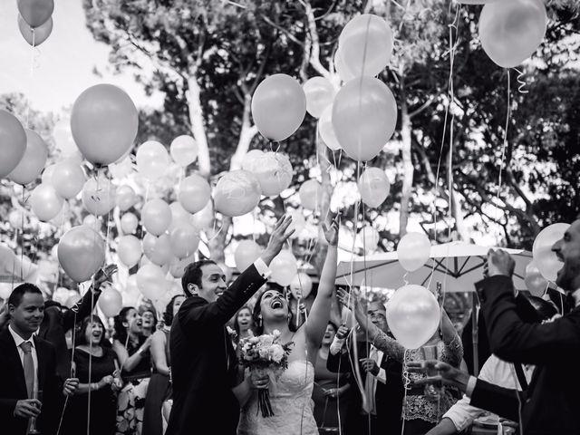 La boda de Isabel y Lucas