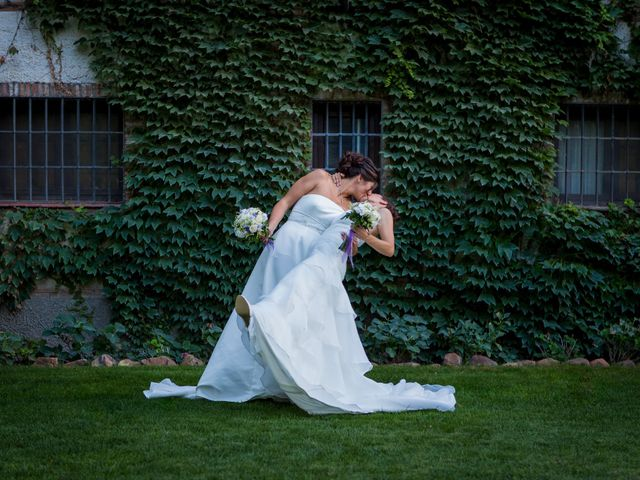 La boda de Virginia y Cristina