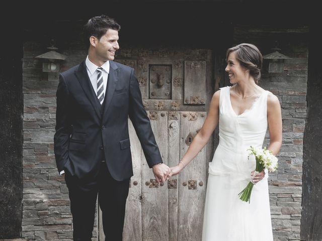 La boda de Aitziber y Iker