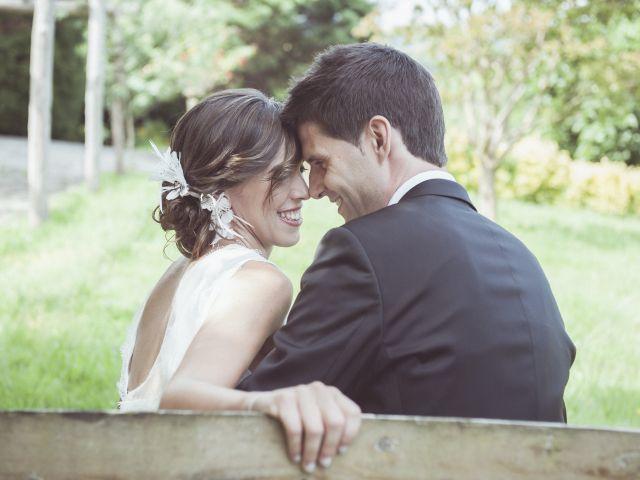 La boda de Iker y Aitziber en Zarautz, Guipúzcoa 4