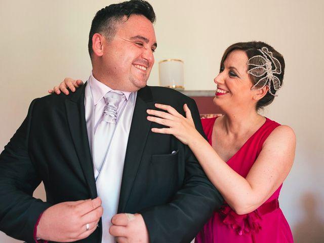 La boda de José y Rocío en Algeciras, Cádiz 13