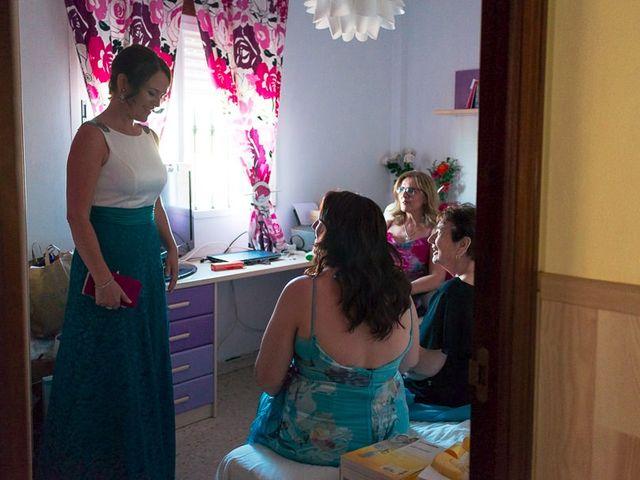 La boda de José y Rocío en Algeciras, Cádiz 29