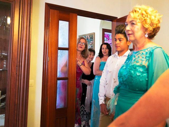 La boda de José y Rocío en Algeciras, Cádiz 30