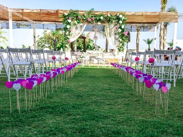 La boda de José y Rocío en Algeciras, Cádiz 33